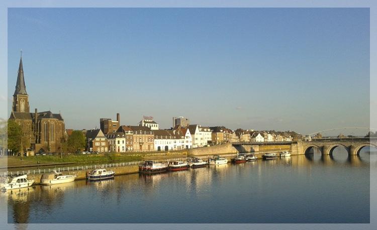 Bedrijfsuitje naar Maastricht