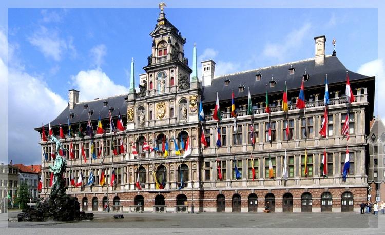 Bedrijfsuitje naar Antwerpen