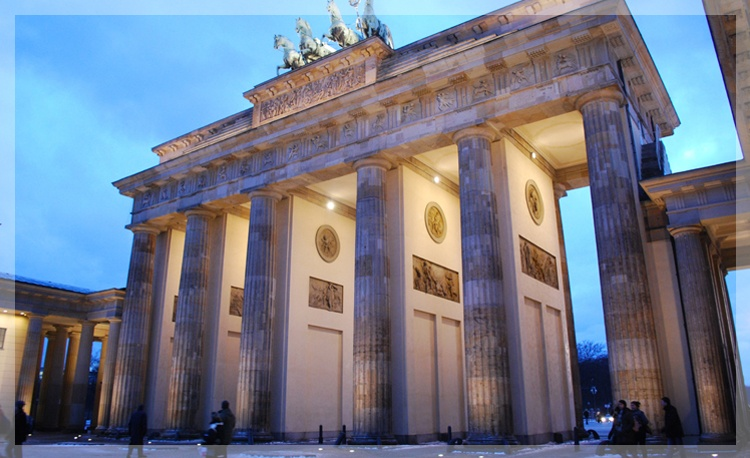 Bedrijfsuitje naar Berlijn
