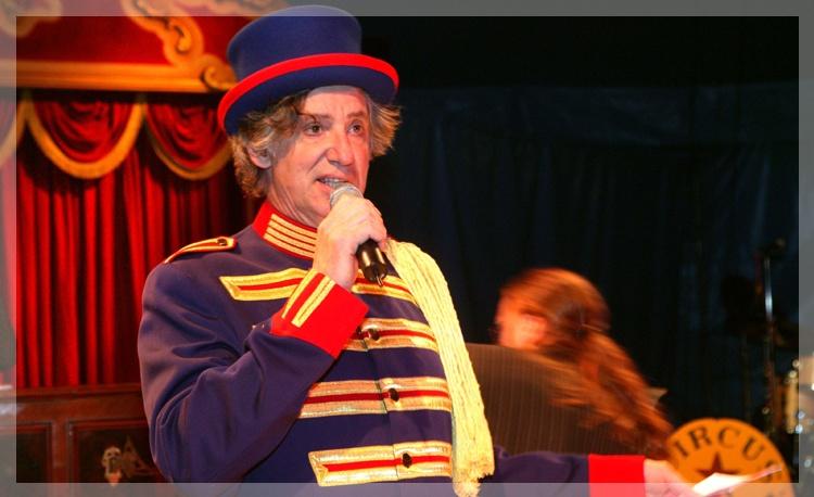 Themafeest circus