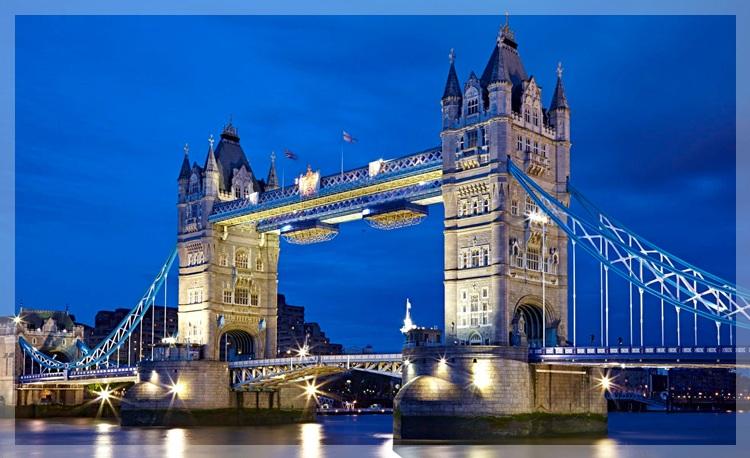 Bedrijfsuitje naar Londen