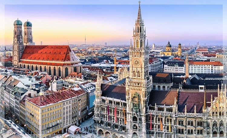 Bedrijfsuitje naar München