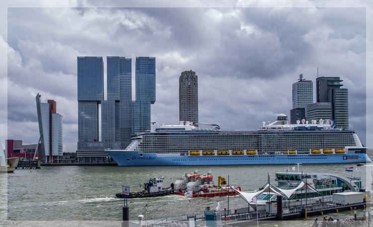 Bedrijfsuitje naar Rotterdam
